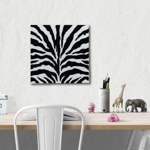 6100 Zebra Pattern